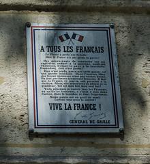 Photo of White plaque № 39480