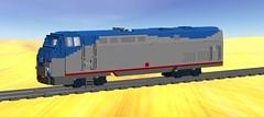 GE P42DC 1