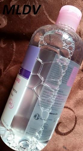avis eau micellaire EAU THERMALE JONZAC