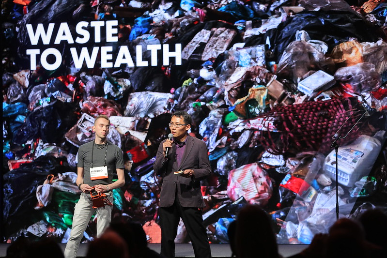Visioneers or how to stop complaining and start fixing for Waste to wealth ideas