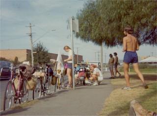 Ride Against Uranium - Penrith 1977