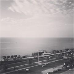 Sea side view #sea#beach#kuwait
