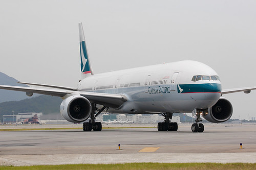 B773 - Boeing 777-367