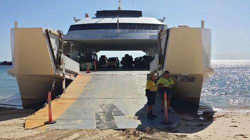 MICAT ferry