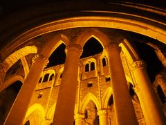 Abbaye d'Hambye - Photo of Villebaudon
