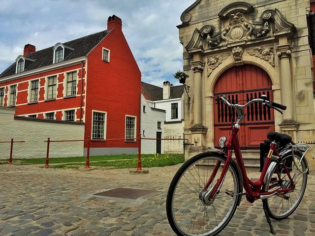Beaterio pequeño de Gante (Flandes, Bélgica)
