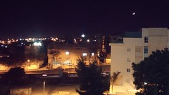 Nazareth at night