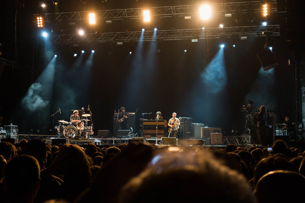 Primavera Sound 2015 - The Black Keys