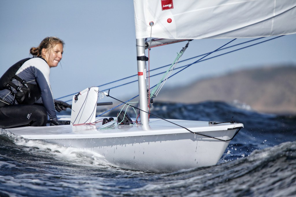 Test-Event Rio 2015 - Mathilde de Kérangat_Copyright C. Launay-FFVoile