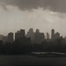 Rain falls on Brooklyn by Several seconds