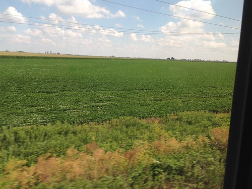midwest farmland monsanto texaseagle amtrak