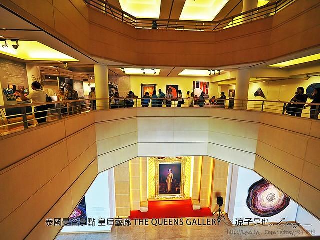 泰國曼谷景點 皇后藝廊 THE QUEENS GALLERY   49