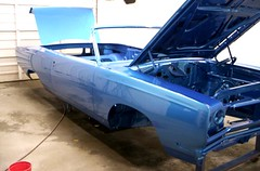 1969 Plymouth GTX - Hodge Restorations