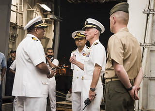 Sri Lankan Navy Visit