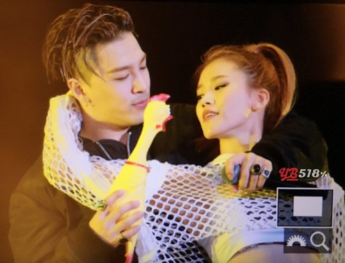 Big Bang - Made V.I.P Tour - Nanjing - 19mar2016 - YB 518 - 13