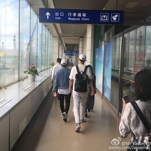 BIGBANG Arrival Harbin 2016-06-24 (2)