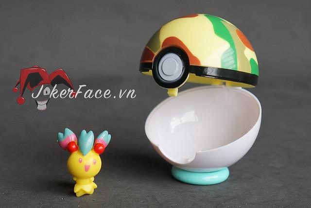 Bóng Safari Ball 7cm - Pokemon
