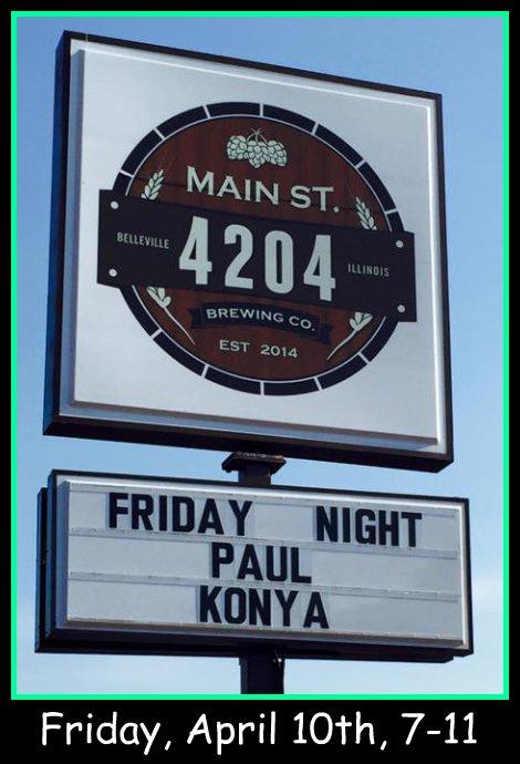 Paul Konya 4-10-15