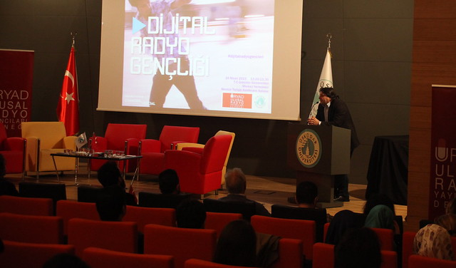 Dijital Radyo Gençliği konuşuldu 5