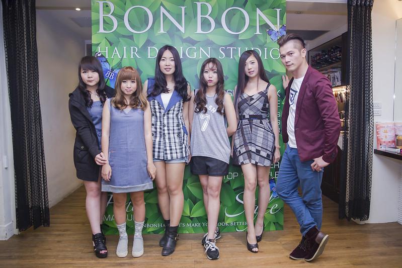 BONBONHAIRX中美嬌兒法國品牌EP染膏2015春下發表 5 (3)