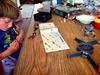 Serious building work on the lego starwars homing spider droid – View on Path.