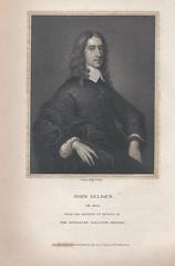 117409498  London England John Selden Jewish Jurist Scholar
