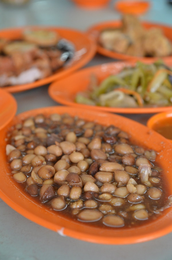 Braised Groundnuts