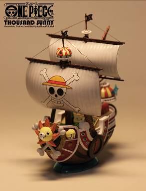 【玩具人Ken C.K Wei投稿】航海王-千陽號 改裝、製作心得分享