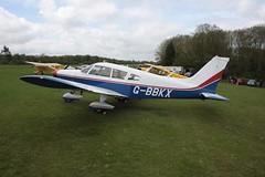 G-BBKX Piper PA-28-180 Cherokee Popham