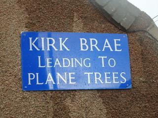 Kirk Brae o Cumminstoun