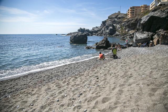 Playa Cala Flores