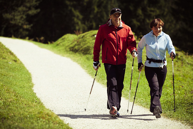 Nordic Walking (Leki)