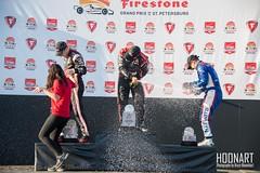 IndyCar Podium at Firestone Grand Prix of St Petersburg