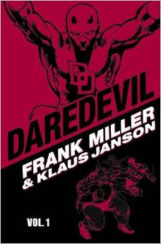 Daredevil miller cover