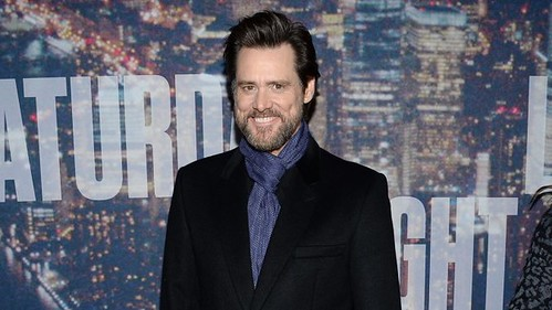Jim Carrey Has a Remarkable New Look