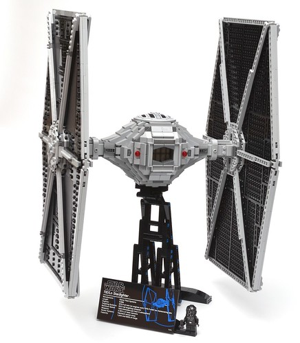 Lego Star Wars 75095 Tie Fighter Review Brickset Lego