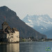 Chateau Chillon in Springtime -  Montreux, Switzerland