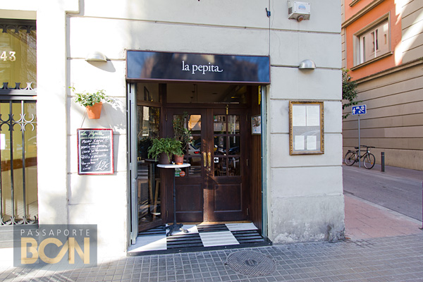 restaurante La Pepita, Barcelona