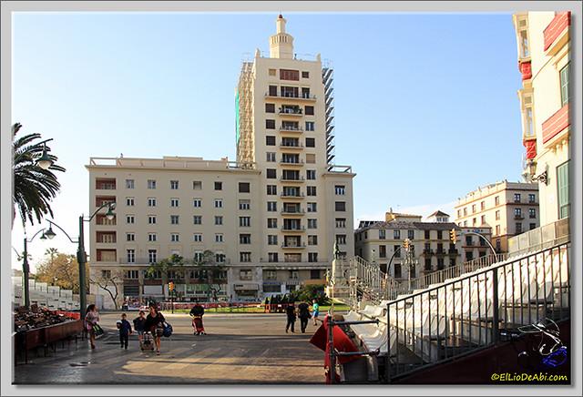 Semana Santa en Málaga. La Alameda y Calle Larios (5)