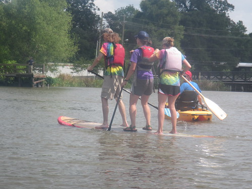 Triple-SUP demo