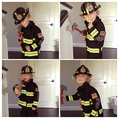 Fireman Henry on duty #fuzel @fuzelapp