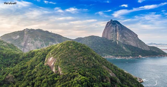 Sugar Loaf - Pão de Açucar - HDR - Rio de Janeiro