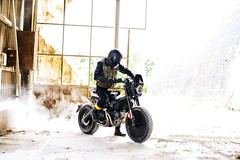 SC-Rumble - Vibrazioni Art Design, Ducati, Pirelli