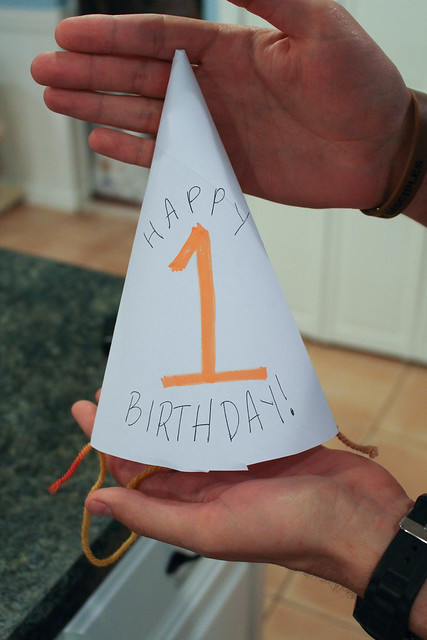 Indie's 1st birthday part