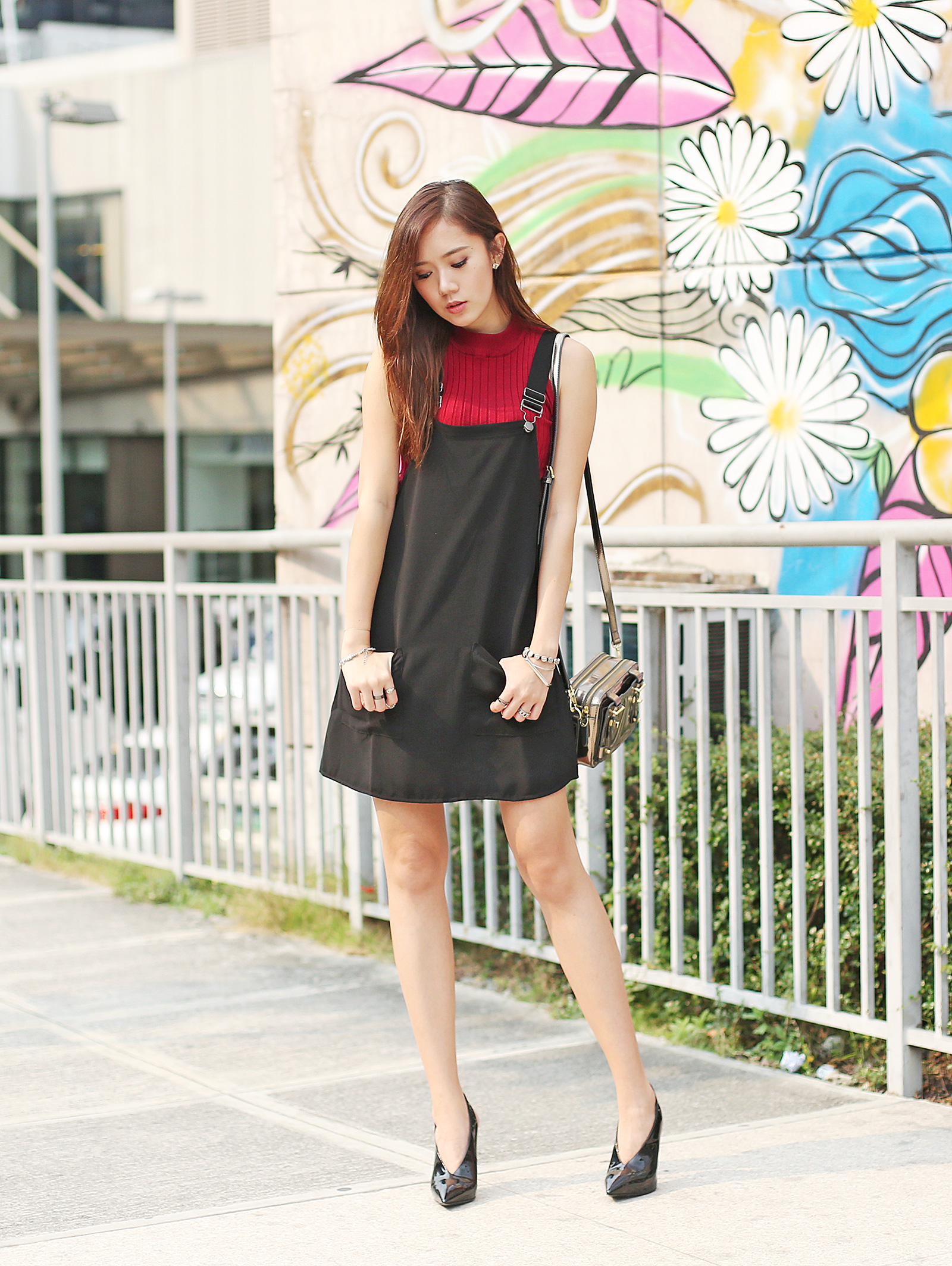 e91e22a0f59 Jumper Dress Fashion