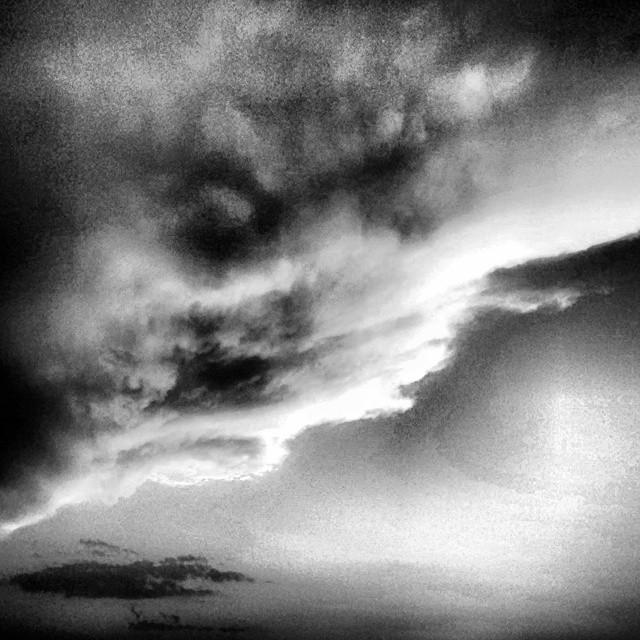 Dusk #evening #dusk #clouds #coherence #dailylife