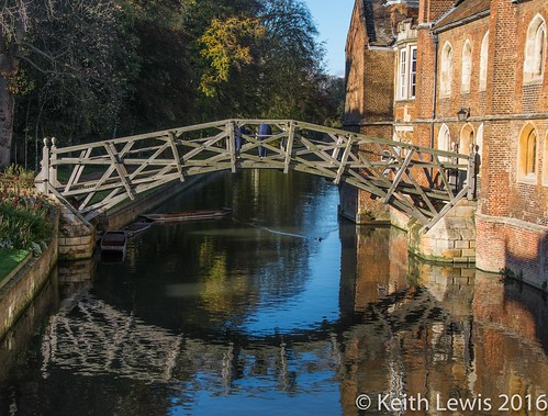 Cambridge United Kingdom from life of E.M. Forster