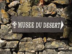 Musée du Désert, Mialet