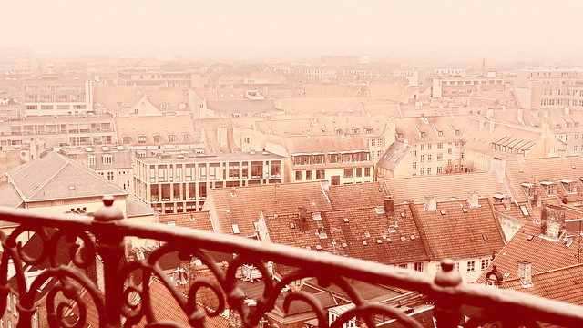 Copenhagen Red Roofs #2