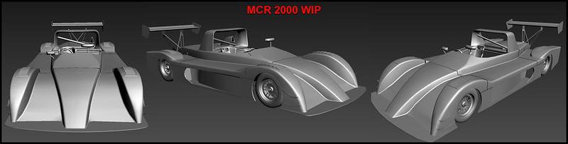 Automobilista MCR 2000 WIP
